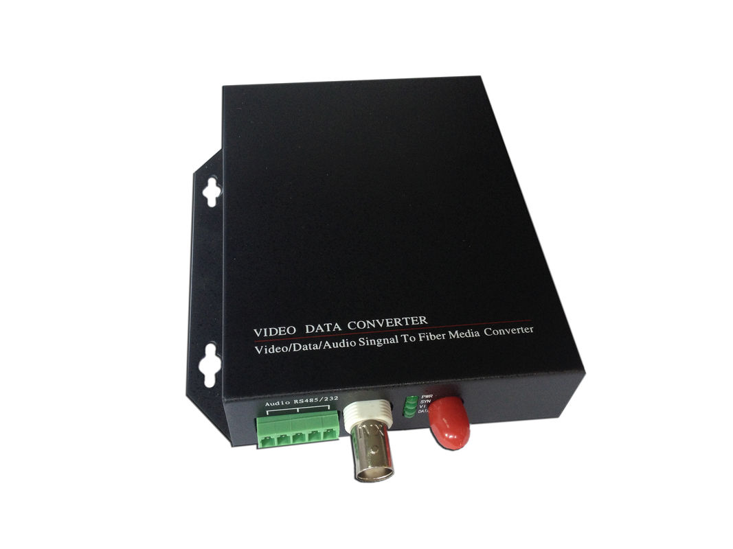 Wall Mount HD Passive Video Transceiver 1.45KG 1310nm / 1550nm 108MHz