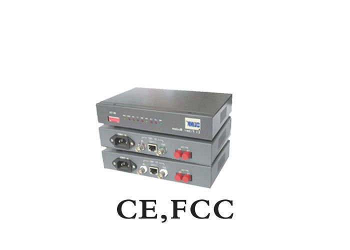 Transparent Transfer G7.03 Standard Fiber Optic Media Converter Rack 1310nm FC 20km