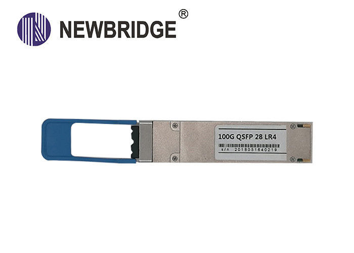QSFP28 SFP Transceiver Module 100G Fiber Optic Sfp Module For Backbone Network Solution